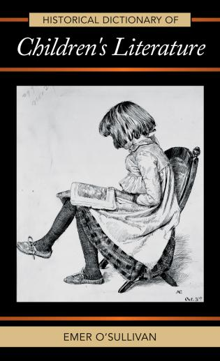 Cover image for the book Historical Dictionary of Children's Literature