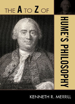 Cover image for the book The A to Z of Hume's Philosophy