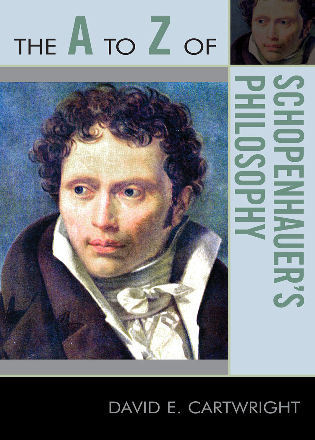 Cover image for the book The A to Z of Schopenhauer's Philosophy