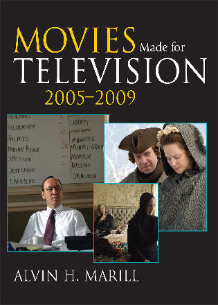 Cover image for the book Movies Made for Television: 2005-2009
