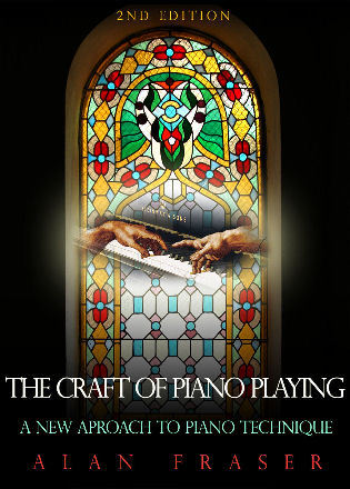 Cover image for the book The Craft of Piano Playing: A New Approach to Piano Technique, 2nd Edition