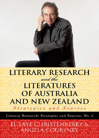 Cover image for the book Literary Research and the Literatures of Australia and New Zealand: Strategies and Sources