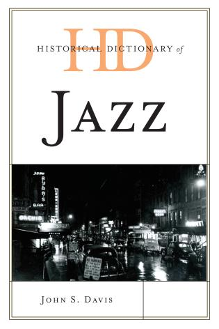 Cover image for the book Historical Dictionary of Jazz