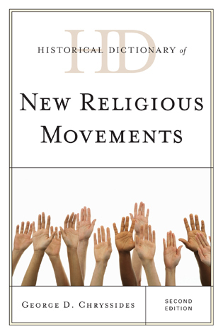 Cover image for the book Historical Dictionary of New Religious Movements, Second Edition