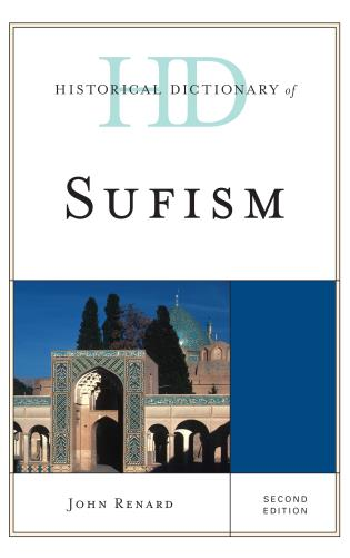 Cover image for the book Historical Dictionary of Sufism, Second Edition