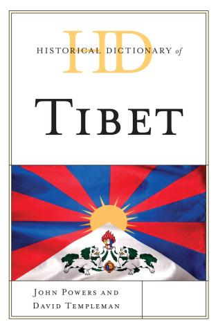 Cover image for the book Historical Dictionary of Tibet