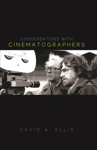 Cover image for the book Conversations with Cinematographers