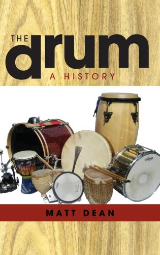 Cover image for the book The Drum: A History