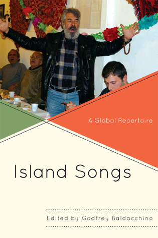 Cover image for the book Island Songs: A Global Repertoire