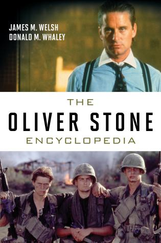 Cover image for the book The Oliver Stone Encyclopedia