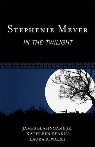 Stephenie Meyer: In the Twilight - 9780810883734