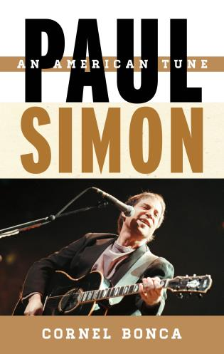 Cover image for the book Paul Simon: An American Tune