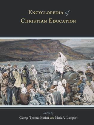 Cover image for the book Encyclopedia of Christian Education, 3 Volumes