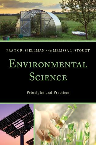 Cover image for the book Environmental Science: Principles and Practices