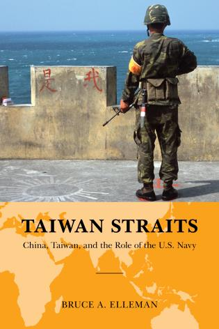 Cover image for the book Taiwan Straits: Crisis in Asia and the Role of the U.S. Navy