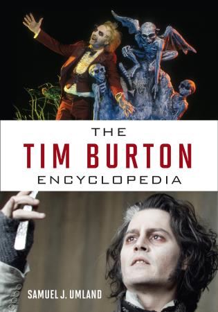 Cover image for the book The Tim Burton Encyclopedia