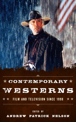 Cover image for the book Contemporary Westerns: Film and Television since 1990