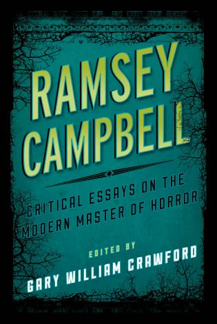 Cover image for the book Ramsey Campbell: Critical Essays on the Modern Master of Horror