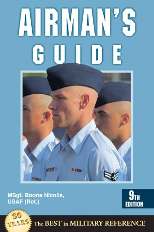 Cover image for the book Airman's Guide, Ninth Edition