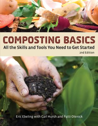 Cover image for the book Composting Basics: All the Skills and Tools You Need to Get Started, Second Edition