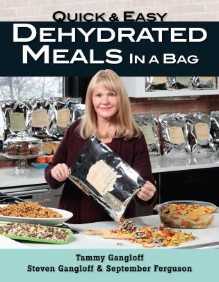 Cover image for the book Quick and Easy Dehydrated Meals in a Bag