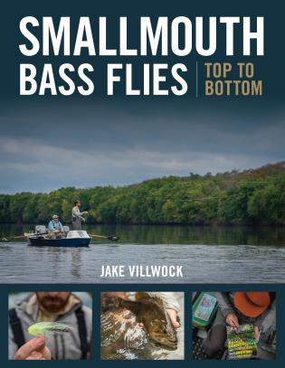 Cover image for the book Smallmouth Bass Flies Top to Bottom