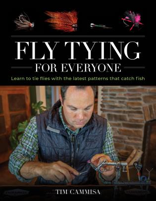 Cover image for the book Fly Tying for Everyone