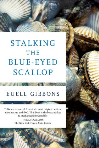 Cover image for the book Stalking the Blue-Eyed Scallop, 1st Edition