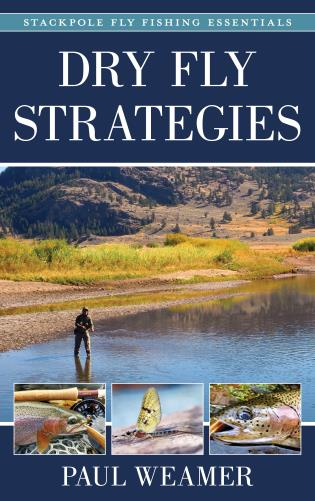 Cover image for the book Dry Fly Strategies