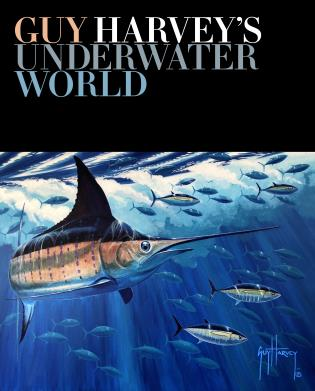 Cover image for the book Guy Harvey's Underwater World