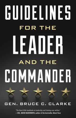 Cover image for the book Guidelines for the Leader and the Commander