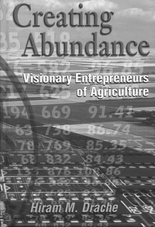 Cover image for the book Creating Abundance: Visionary Entrepreneurs of Agriculture
