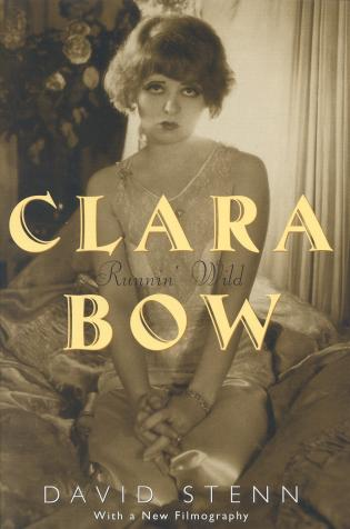 Cover image for the book Clara Bow: Runnin' Wild