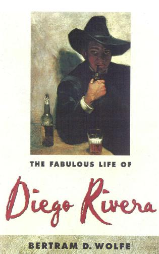 Cover image for the book The Fabulous Life of Diego Rivera