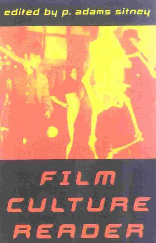 Cover image for the book Film Culture Reader