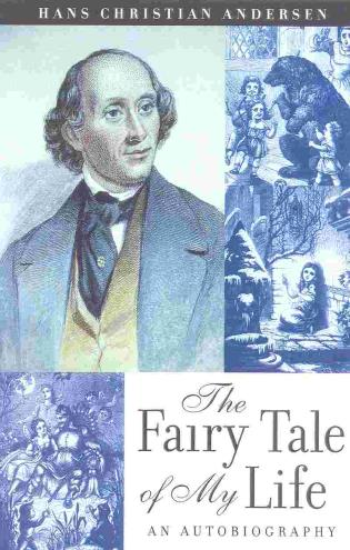 Cover image for the book The Fairy Tale of My Life: An Autobiography