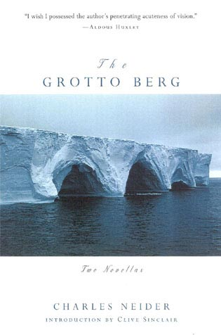 Cover image for the book The Grotto Berg: Two Novellas