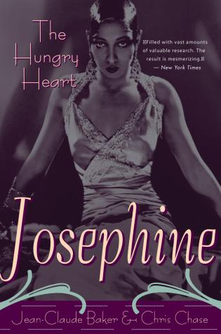 Cover image for the book Josephine Baker: The Hungry Heart