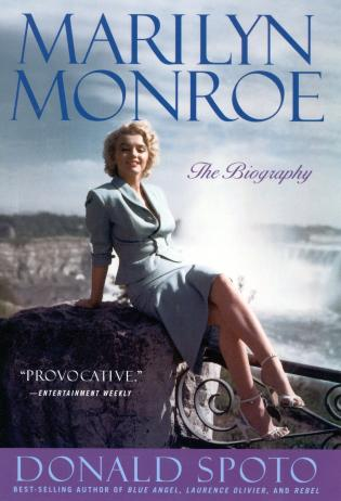 Cover image for the book Marilyn Monroe: The Biography