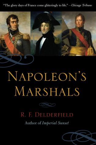 Cover image for the book Napoleon's Marshals
