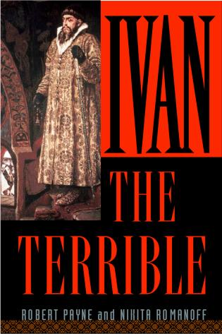 Cover image for the book Ivan the Terrible