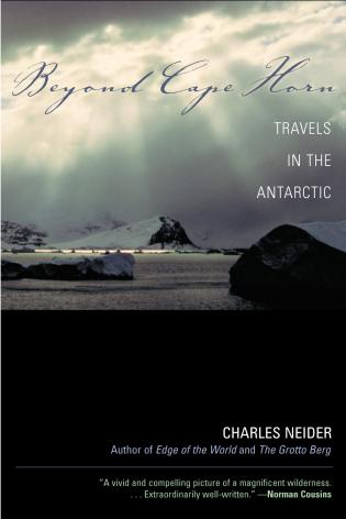 Cover image for the book Beyond Cape Horn: Travels in the Antarctic