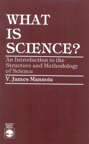 Cover image for the book What is Science?: An Introduction to the Structure and Methodology of Science