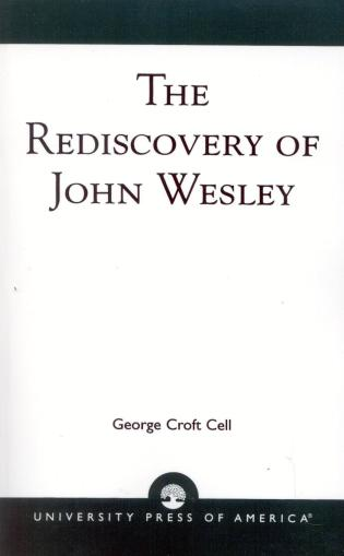 Cover image for the book The Rediscovery of John Wesley