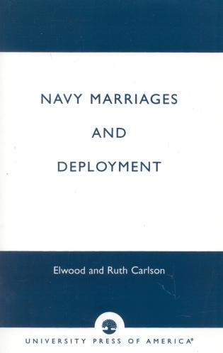 Cover image for the book Navy Marriages and Deployment