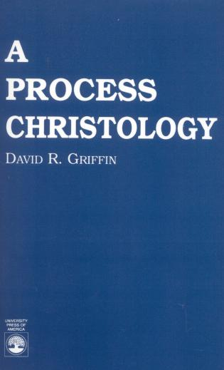 Cover image for the book A Process Christology