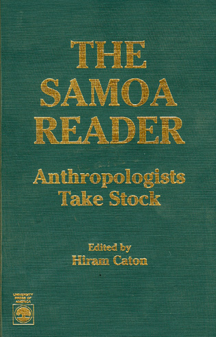 Cover image for the book The Samoa Reader: Anthropologists Take Stock