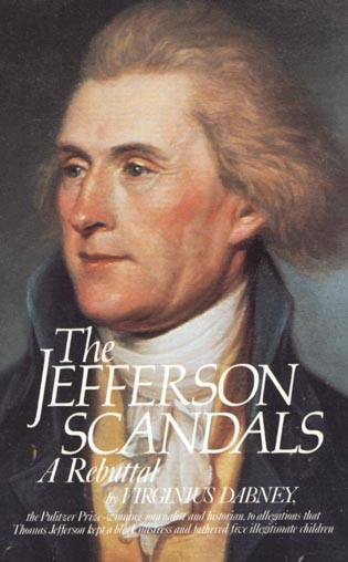 Cover image for the book The Jefferson Scandals: A Rebuttal