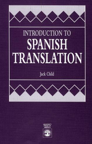 Cover image for the book Introduction to Spanish Translation
