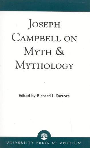 Cover image for the book Joseph Campbell on Myth and Mythology